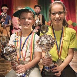 Limburgse Jeugdkampioenschappen 2019 voor Buutterednen, Dans en Parodie