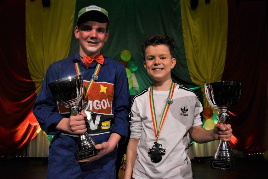 Sem de Wilde en Thijs Wijnen jeugd en jongeren buuttekampioen 2020